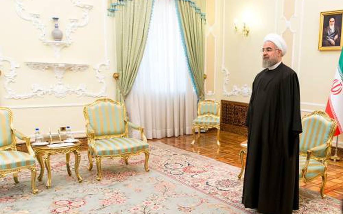 Rohani Pleit Voor Meer Persvrijheid In Iran Buitenland Dvhnnl