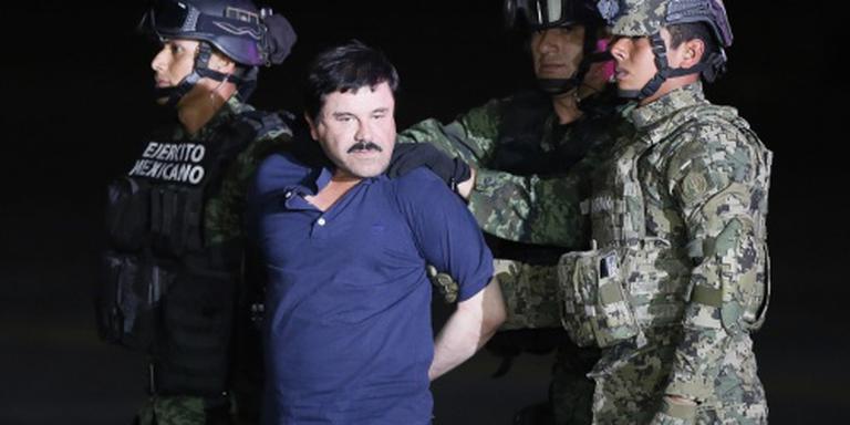 Don Quichot houdt El Chapo gezelschap in cel