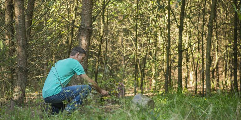 Fikse uitbreiding natuurbegraafplaats Gieten