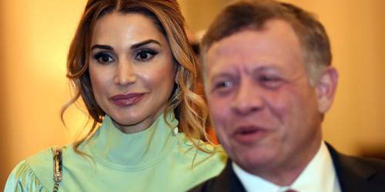 Koning en koningin Jordanië naar Nederland