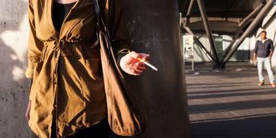 'Beloning stimulans bij stoppen met roken'