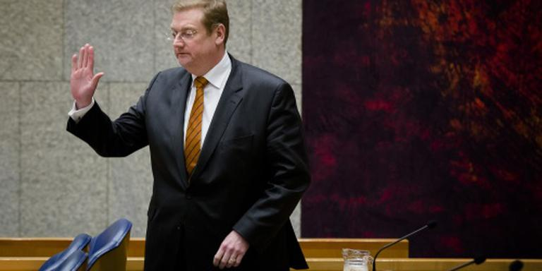 SP, PVV en PvdD: geen vertrouwen in minister