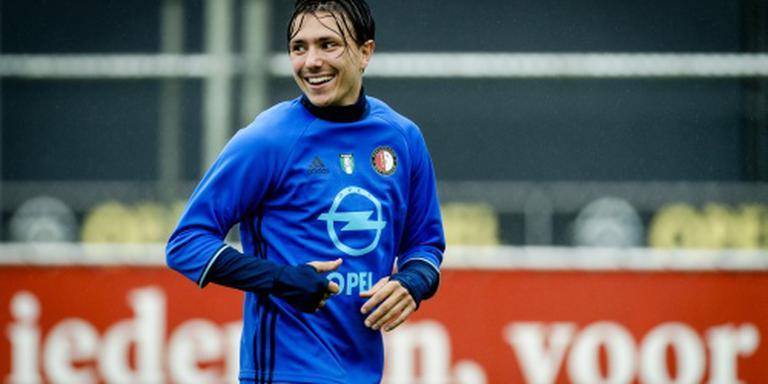 Feyenoord ongewijzigd tegen Excelsior