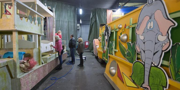 Carnavalsoptocht Roermond wegens wind afgelast