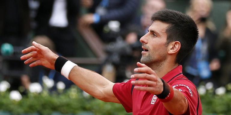 Djokovic: grootste moment uit tennisloopbaan