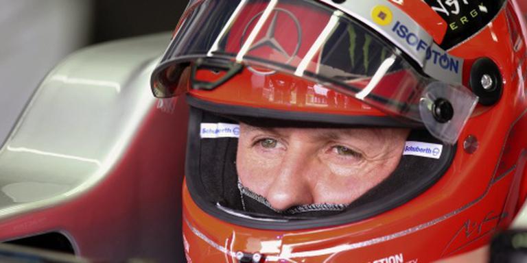 'Laatste nieuws over Schumacher niet goed'