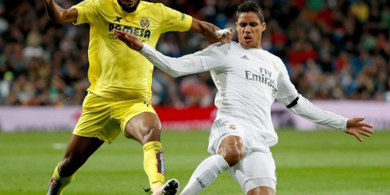 Ook Real Madrid pakt drie punten