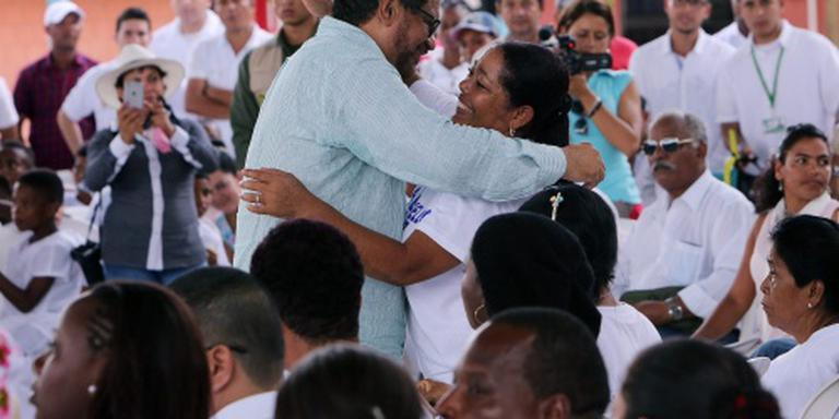 Colombia stemt over akkoord met FARC