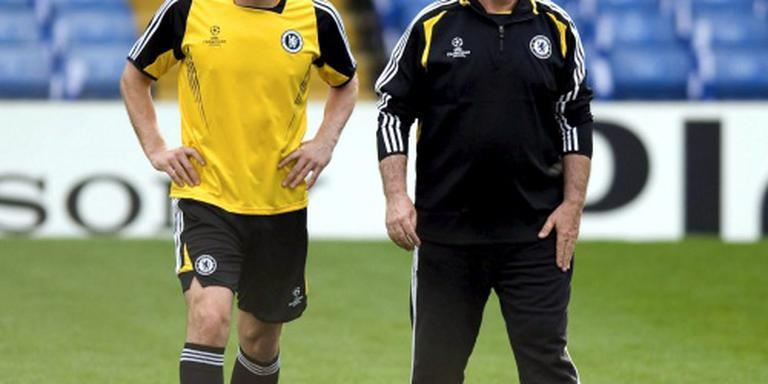 Hiddink: toekomst Terry nog onzeker