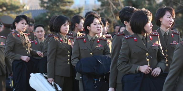 'Meidenband weg na ruzie China en Noord-Korea'