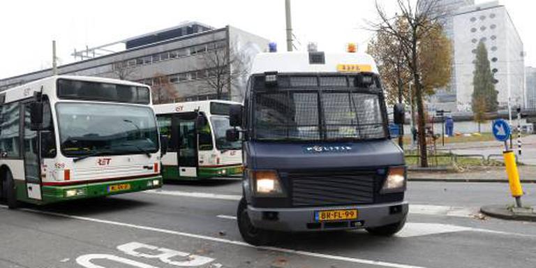 Vrijwel alle demonstranten Zwarte Piet vrij