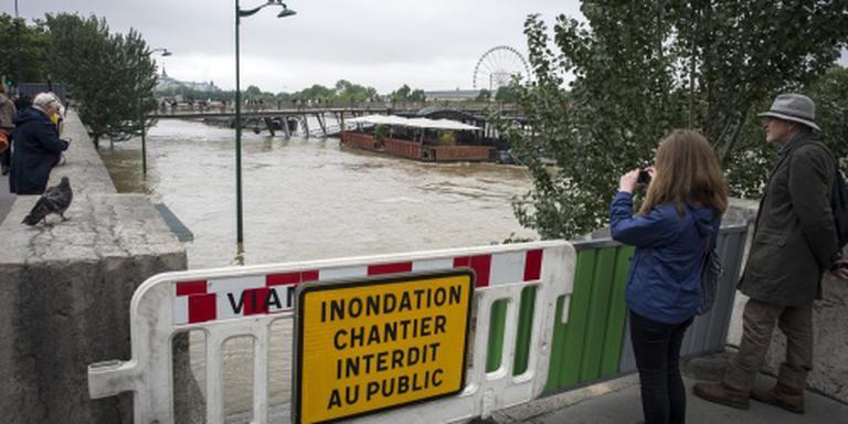 Overstromingen eisen tweede leven in Frankrijk