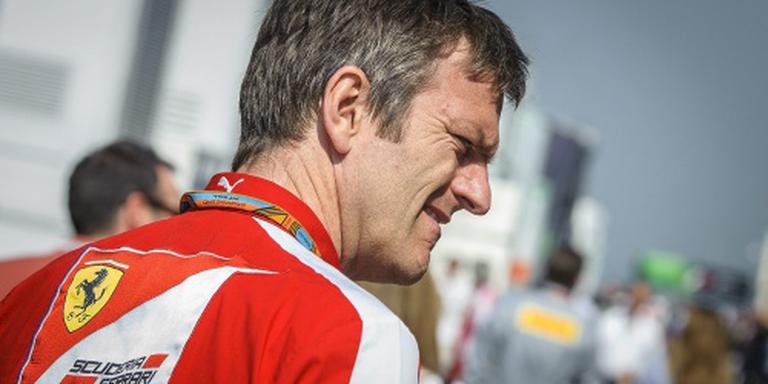 Technisch directeur weg bij Ferrari