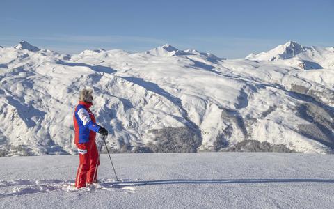 Brides-les-Bains: Dorp in de Franse Alpen waar het water geneeskracht heeft en het skigebied oneindig is