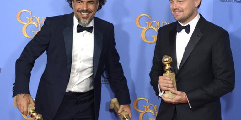 The Revenant in de prijzen bij Golden Globes