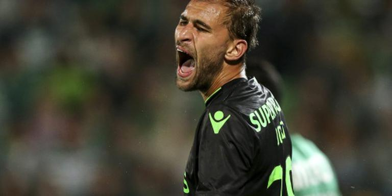 Koploper Sporting Portugal onderuit