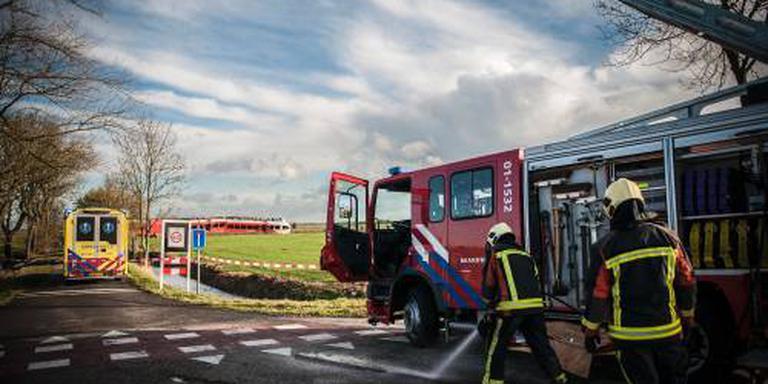 Elf slachtoffers ongeluk Winsum in ziekenhuis