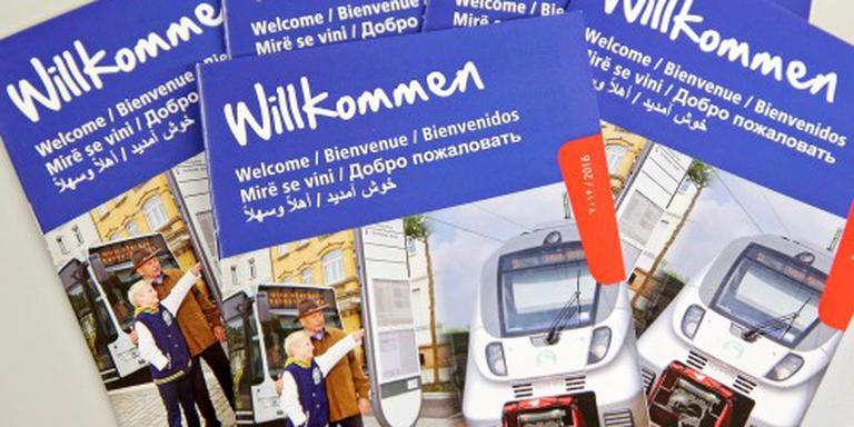 Minder Noord-Afrikanen bereiken Duitsland