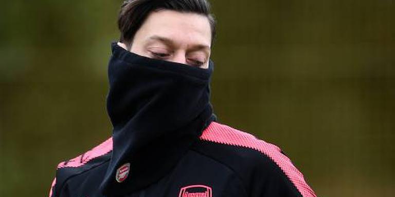 DFB: we hadden Özil beter moeten beschermen