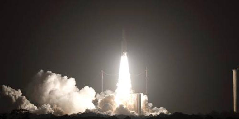 Nederlandse satelliet Tijmen gelanceerd
