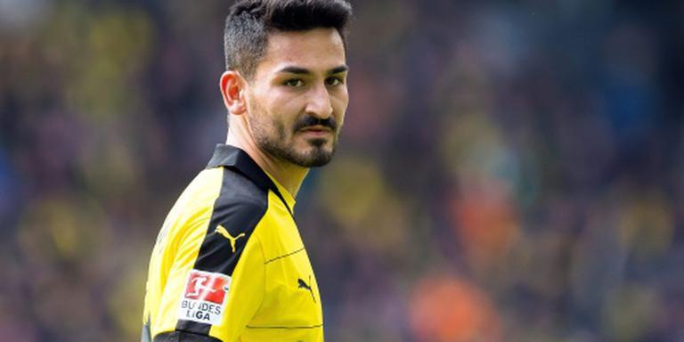 Guendogan na jaar terug in Duitse selectie