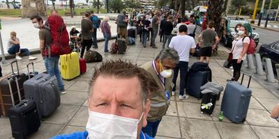 Johan Heijink mag Peru verlaten.