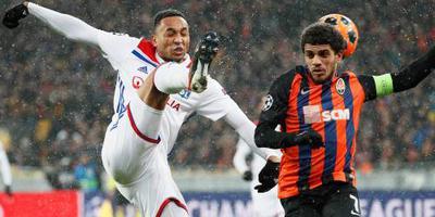 Lyon naar achtste finales mede dankzij Depay