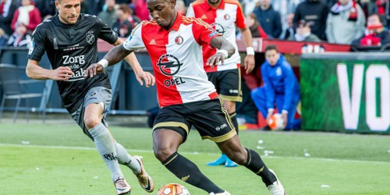 Historische bekerwinst voor Feyenoord