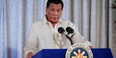 Motorrijders massaal in protest tegen Duterte