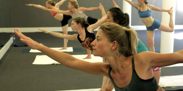 Yoga. Foto ANP