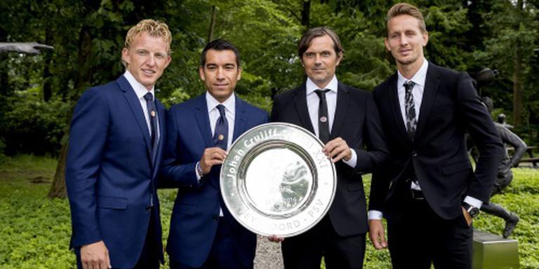 PSV en Feyenoord strijden om Cruijff Schaal