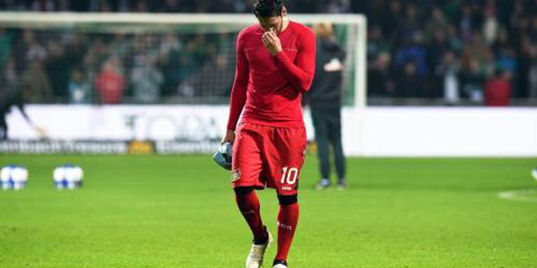 Leverkusen en Freiburg blameren zich in beker