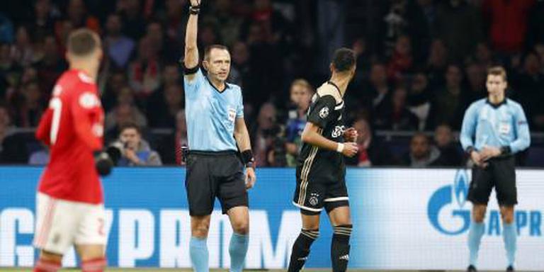 Vijf spelers van Ajax 'op scherp'