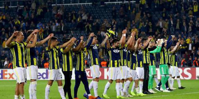 Fenerbahçe boekt kleine zege in beker