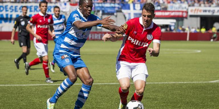 Menig blijft bij PEC Zwolle