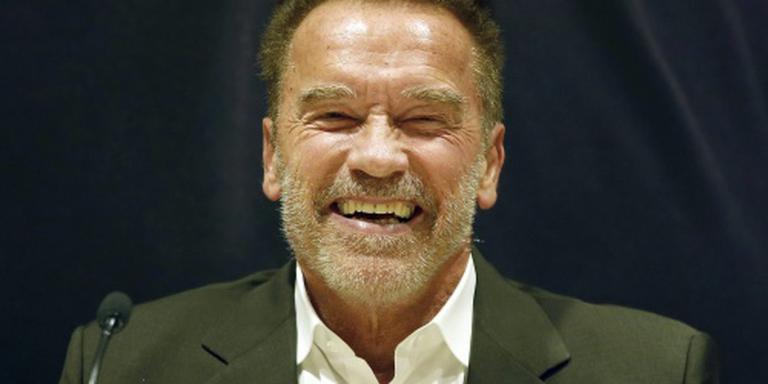 Terminator op de bon in Duits station