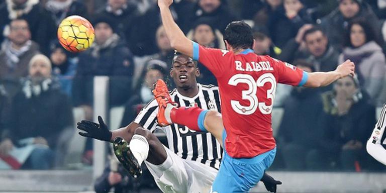 Juventus terug aan kop in Serie A