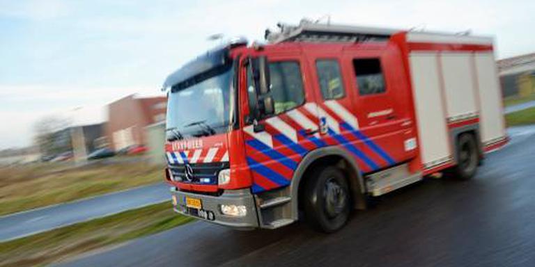 Grote brand in varkensstal Didam
