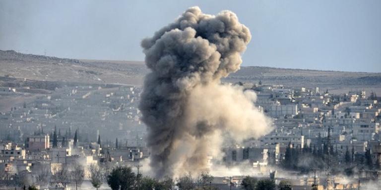 Bombardement op hulpkonvooi bij Aleppo