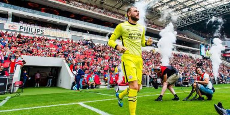 PSV zonder keeper Zoet tegen Bayern München