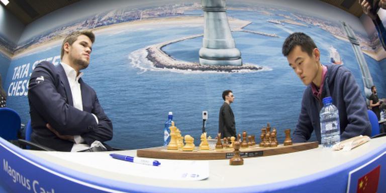 Vijfde titel Carlsen in Wijk aan Zee