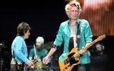 Voor gitarist Keith Richards blijft de single Living in a ghosttown van de Rolling Stones verbonden aan de coronapandemie