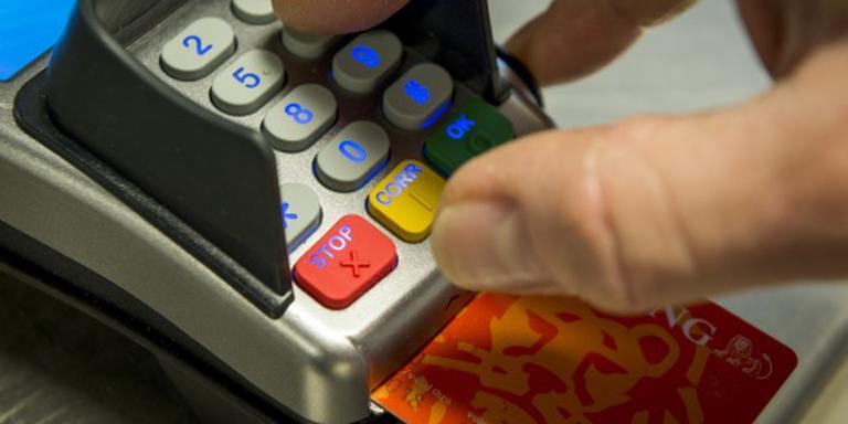 Zaterdag 11,5 miljoen keer betaald met pas