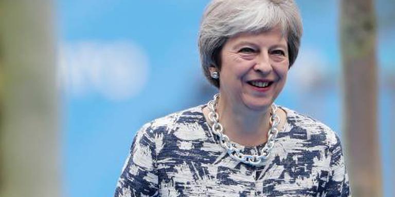 May waarschuwt critici: brexit staat op spel