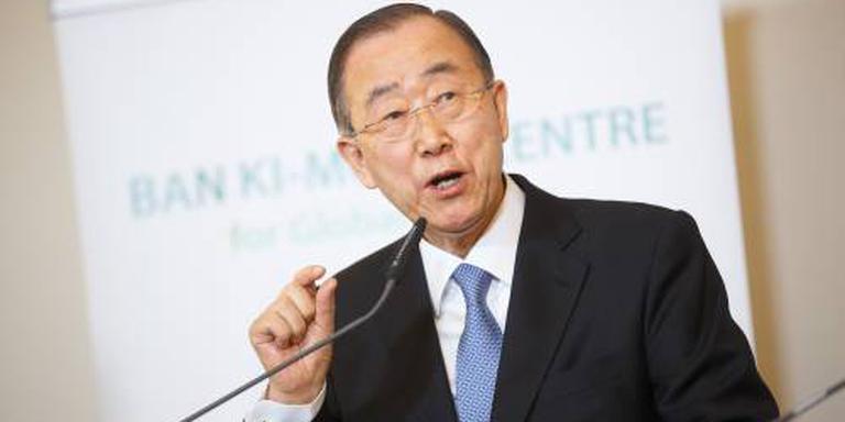 Nederlander krijgt VN-vredesmedaille