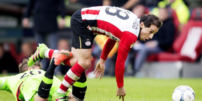 Ajax en PSV nog zes keer aan de bak
