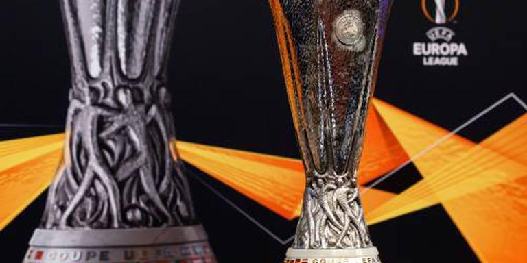 Arsenal-Napoli bij laatste acht Europa League