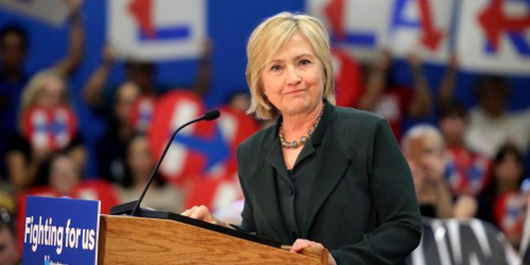 Republikeinen geven Clinton de schuld