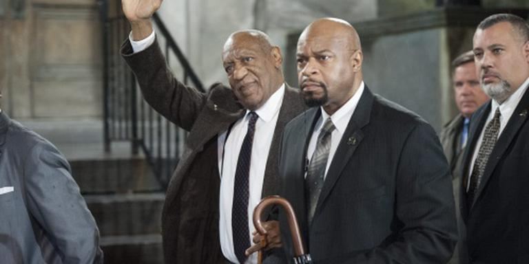 Strafzaak tegen Bill Cosby gaat door