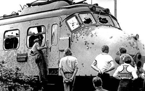Nederlandse Staat niet verantwoordelijk voor doden treinkapers De Punt